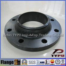 carbon steel black floor flange