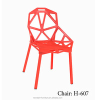 wholesale home furniture stackable plastic ikea dining chair