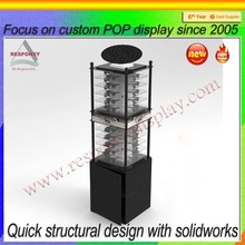 Multi-Material Sunglasses Display Stand Floor Standing Reading Glass Display