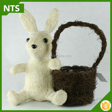 Reture Gifts for Birthday Bassinet Wicker Baby Basket