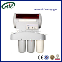 Automatic heating function dental x ray film developer / automatic x-ray film processor