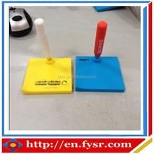 2015 Eco-friendly Eraserable&rewritable silicone Memo pad