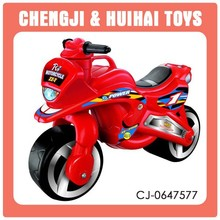 red ride on toy set baby motorcycle