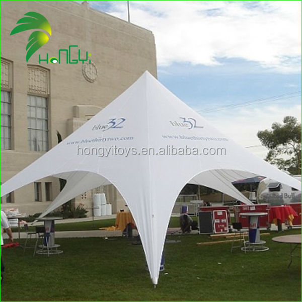 Waterproof Eco-Friendly Oxford Cloth Double Star Tent