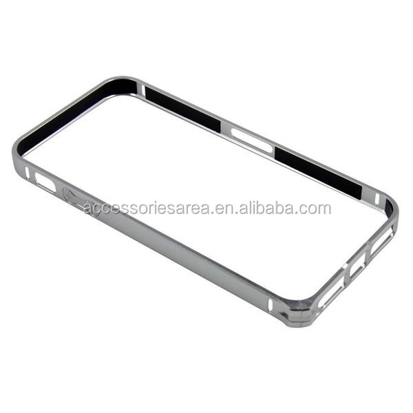 0.7mm Ultra thin Slim Aluminium Metal Bumper Frame Cover Case for iPhone 5S 5