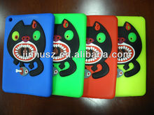 2014 newest cat animal case ,cover /bag for ipad mini