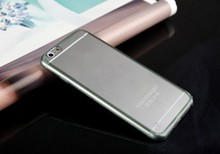 2015 Highest Level Tpu+Acrylic Back Cover Case For Iphone6