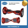 Wholesale price two wheel smart balance electric scooter with LED light