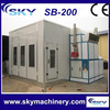 China supplier SB-200 Spray Booth/automobile paint booth/painting box