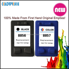 Compatible c8857 ink cartridge for Lenovo M800 Remanufactured C8857 color printer inkjet cartridge