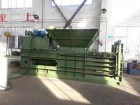 Wanshida Horizontal Scrap Paper Baling Machine to Japan