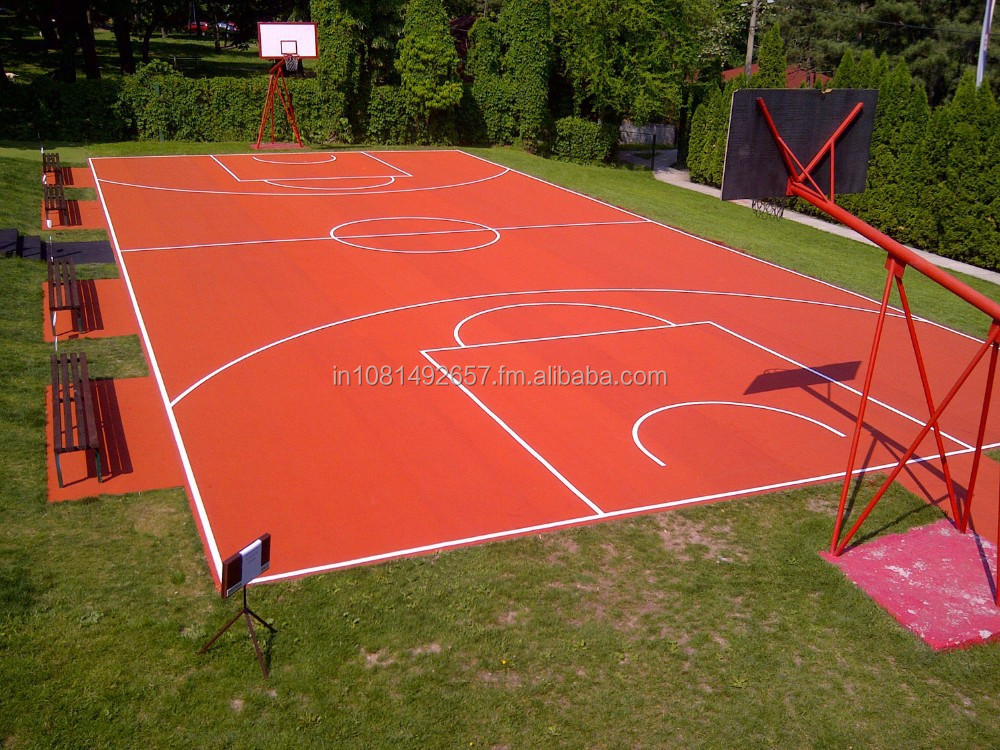 Outdoor Sports Rubber Flooring Buy Outdoor Safety Rubber