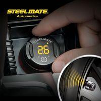Hot sell steelmate TP-70 B wireless DIY tpms inflator air chuck,universal tpms, professional tire pressure gauge