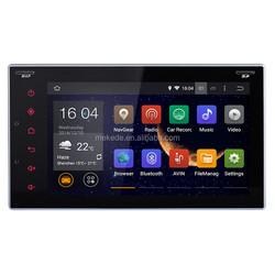 Universal 2 Din Android 4.4 Car GPS Navigation Player+Auto Radio+3G+Audio+Stereo+Head Unit+radio Automotivo