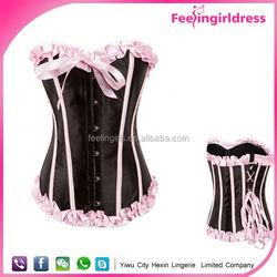 2015 steampunk corsets cheap wholesale body shaper factory price mix colors