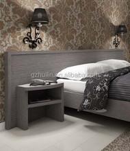 modern hotel salon furniture set, single chair, stool and coffee table