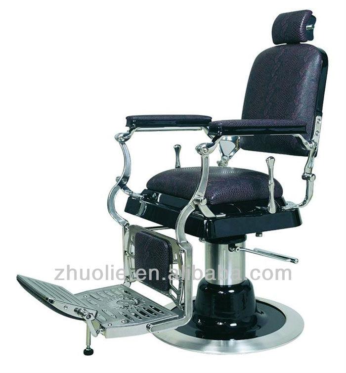 Antiguo sillas peluquer a de lujo sillas de metal - Sillas de espera para peluqueria ...