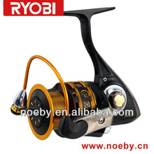 CNC handle anti-reverse high strength RYOBI ARCTICA 6000 spinning reels
