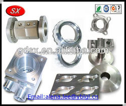 aluminum/brass/bronze/stainless steel auto spare part suzuki motorcycle ISO9001:2008 Passed
