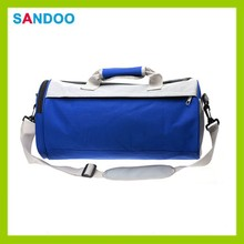 Wholesale gym bag shoe compartment, sport bags for gym, waterproof duffel bag
