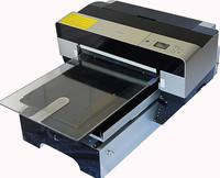 automatic Multifunctional UV flatbed printer multifunction digital a2 size printer / small size eco solvent printer