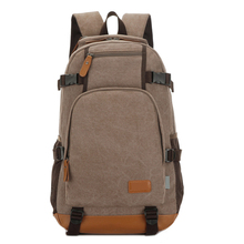Hot Sale Customized Vintage Canvas Backpack For Women, Backpack Canvas For Sale