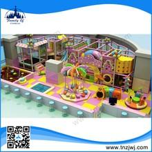 happy together children indoor soft playground equipment