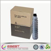 toners refill compatible for ricoh aficio 1515 copier