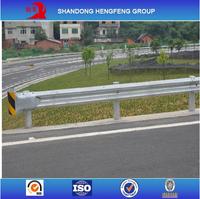 Galvanized Metallic Traffic Road Guardrail