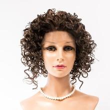 lace front japanese kanekalon fiber hair, kanekalon heat resistant fiber wig