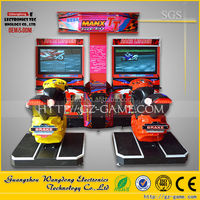 2015 Coolest double TT motocycle simulator game machines/ racing motocycycle machine for sale