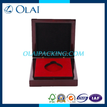 promotional cosmetics case ,perfume wooden box,packaging box