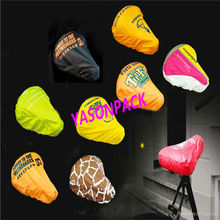 2014 High Quality&Attrative Designs Waterproof PVC Bicycle Seat Covers/Bike Saddle Cover,good for promotion