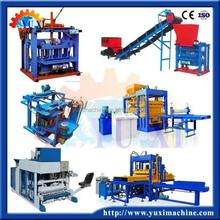 Europe market customized hydraulic fly ash brick making machine with high output