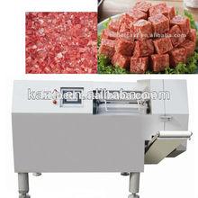 2015 venta caliente congelada completamente automático carne de pollo cubos máquina de corte