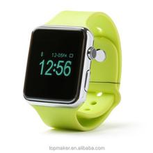 Square Cheap D watch Bluetooth Smart Watch