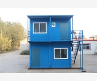 china high quality prefab shipping economic container house hotel