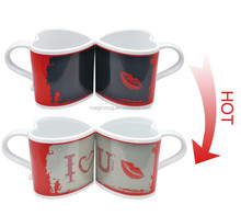 Color Changing Mug Gifts Valentine Day As China Products