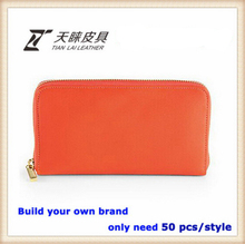 Good Quality Hot Sale black leather case cover wallet
