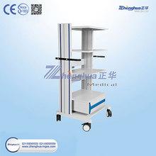 Hospital Endoscopy Operating instrument Trolley