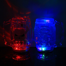 13 Oz /350ml LED glowing cup for pub bar and party events