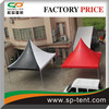 Black and White striped And fully Red Pitched Roof Tents For sale