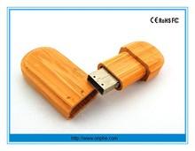 Wooden USB Flash Drive 64MB --- 16GB