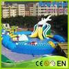 New Point Inflatable slide manufacturer ,hot inflatable slide pool