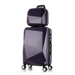 Cheap fashion trolley polo luggage with all size