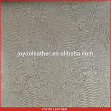 Material PVC sofa de piel sintética y tela de tapicería de cuero sofa 2014 venta caliente pvc cuero para muebles