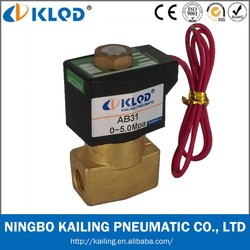 AB Series Direct Acting Solenoid Valve for Water,AB31,AB41,AB42