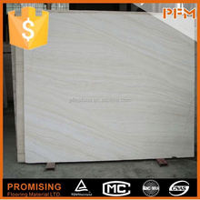 Popular natural cappuccino beige marble for villa & hotel decoration