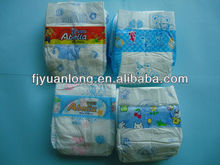Hot Sell Super lovely cheap bulk Nappies baby diapers