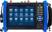 "Portable IP and Analog CVI/TVI/AHD/SDI 7"" inch hdmi 1080p tester"
